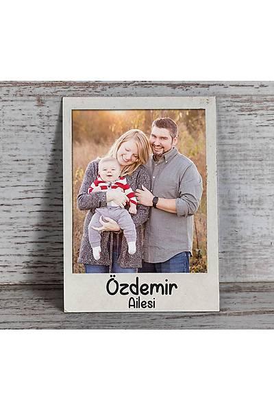 Fotoðraflý Magnet - Polaroid Çerçeve - 8 Adet