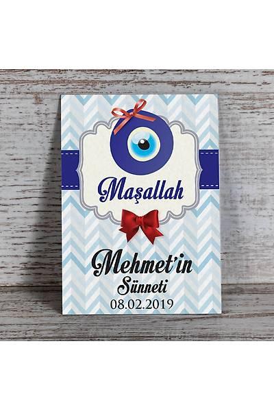 Mavi Temalı Magnet - Sünnet