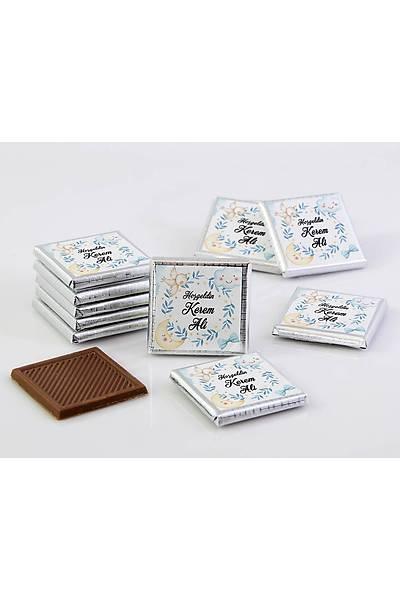 Erkek Bebek Çikolatasý - Kutulu - Leylek
