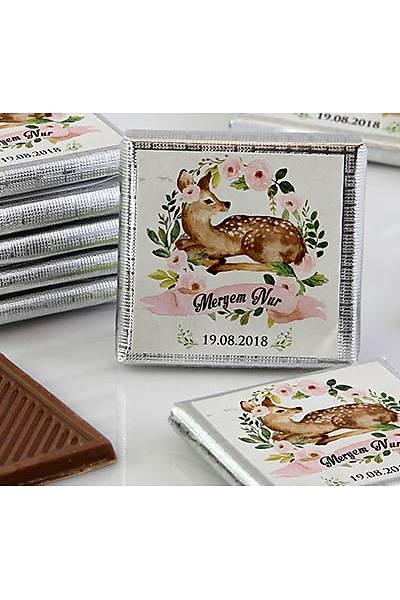 Kýz Bebek Dökme Çikolata - Ceylan