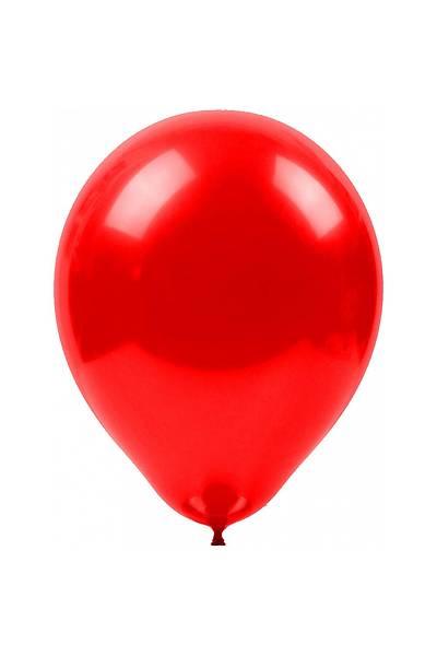 Kýrmýzý Renkli Balon, 10 Adet