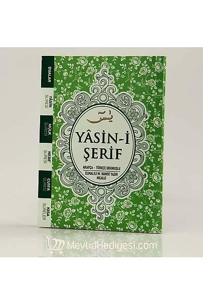 YEÞÝL Kapak Yasin