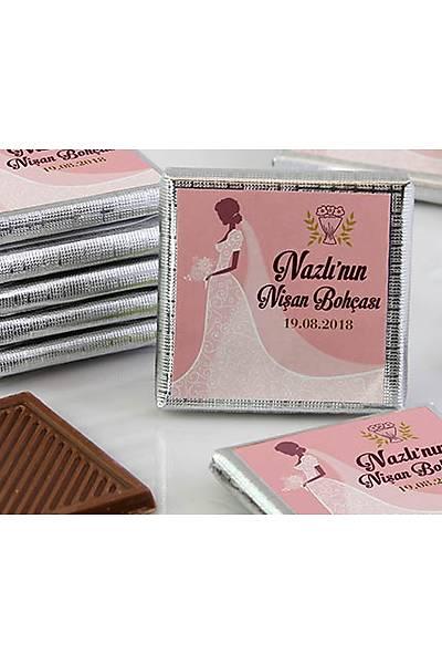 Söz-Niþan Çikolatasý - Kutulu - Gelinlik