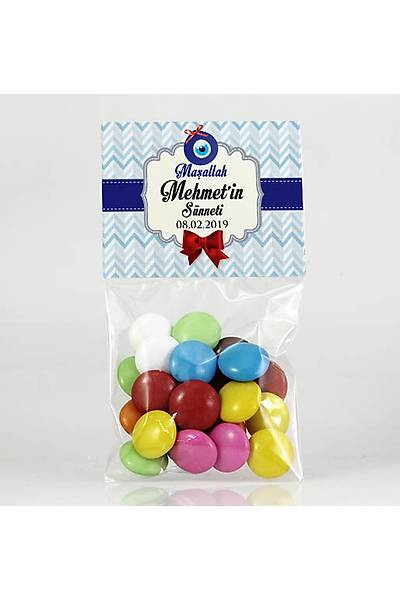 Bonibon Çikolata - Mavi Temalý - Sünnet