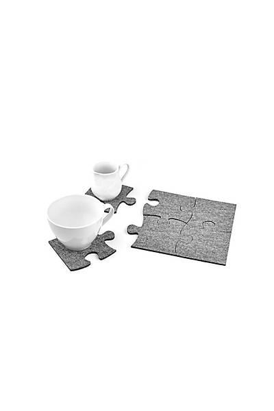 Puzzle, Yap-Boz Keçe 6'lý Bardak Altlýðý