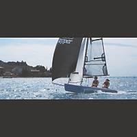 TOPAZ VIBE X (Magno rig/sails)