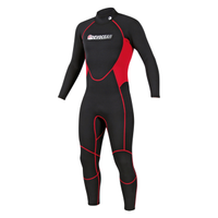 DEVOCEAN FULL SUIT TRAFFIC RED