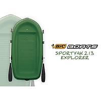 BIC SPORTYAK 213 EXPLORER (GREEN/BEIGE)