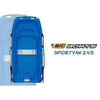 BIC SPORTYAK 245 (BLUE/WHITE)