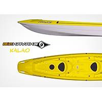 BIC KALAO (YELLOW/WHITE)