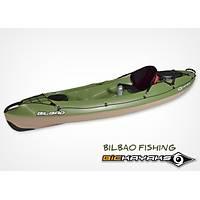 BIC BILBAO FISHING (GREEN/BEIGE)