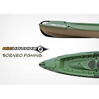 BIC BORNEO FISHING (GREEN/BEIGE)