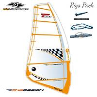 BIC WINDSURF ONE DESIGN 6,8 M² (RIGS PACK)