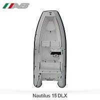 AB INFLATABLES NAUTILUS 15 DLX