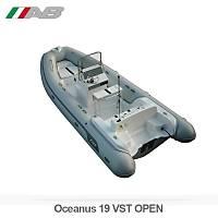 AB INFLATABLES OCEANUS 19 VTS OPEN