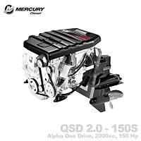 MERCURY DIESEL QSD 2.0 - 150S