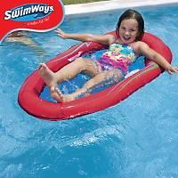 SWIMWAYS SPRING FLOAT KIDS BOAT