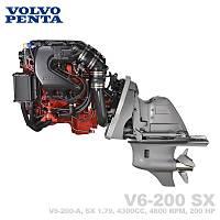 VOLVO PENTA V6-200 SX