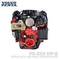 VOLVO PENTA V6-225 DP-S