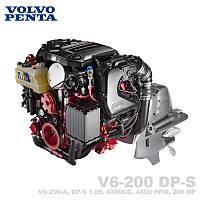 VOLVO PENTA V6-200 DP-S