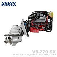 VOLVO PENTA V8-270 SX