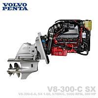VOLVO PENTA V8-300-C SX