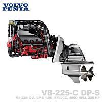 VOLVO PENTA V8-225-C DP-S