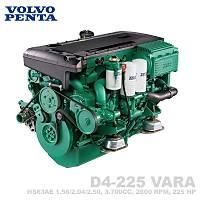 VOLVO PENTA D4-225 (VARA)