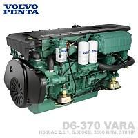 VOLVO PENTA D6-370 (VARA)