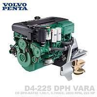 VOLVO PENTA D4-225 DPH (VARA)