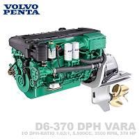 VOLVO PENTA D6-370 DPH (VARA)