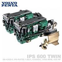 VOLVO PENTA IPS 600 (TWIN)