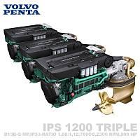 VOLVO PENTA IPS 1200 (TRIPLE)