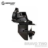 MERCRUISER 4.5L MPI (BRAVO TWO) 250 HP