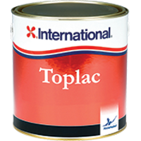 TOPLAC FIRE RED 2,5 LT