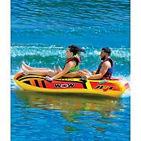 WOW JET BOAT 2 PERSON TOWABLE