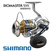 Shimano Biomaster SW 6000PG Makine