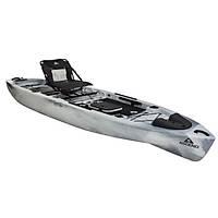 Ascend 128T Sit-on-Top Kayak - White/Black
