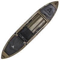 Ascend H12 Sit-Inside Hybrid Kayak–Olive
