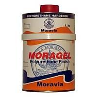 MORAVIA MORAGEL POLÝÜRETAN SON KAT - SÝYAH 0,75 L