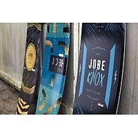 JOBE KNOX WAKEBOARD PREMIUM 139 & NITRO BINDINGS