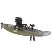 Hobie Mirage i11S Inflatable SUP - Þiþme SUP Board - Moss/Smoke