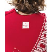 JOBE NEOPRENE VEST KIDS RED