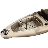Ascend FS10 Sit-In Angler Kayak - Desert Storm