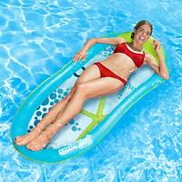 SWIMWAYS SPRING FLOAT WITH GRAPHIC