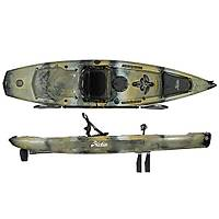 Hobie Mirage Compass CAMO - TURBO FIN & LARGE RUDDER