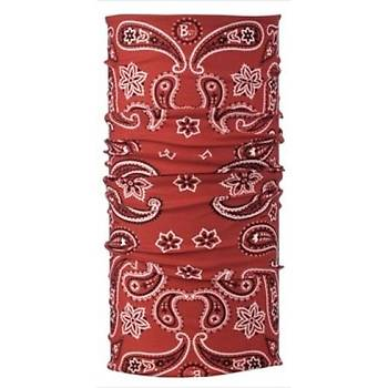 BUFF CASHMERE RED