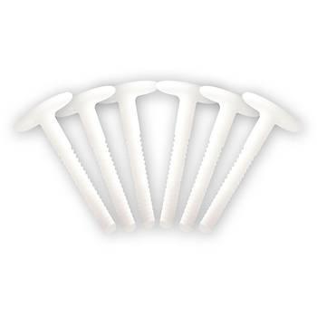 BIC SOFTBOARD FIN SCREW SET (X6)