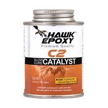 HAWK EPOXY C2-S1 YAVAÞ KATALÝZÖR 0,188 LT