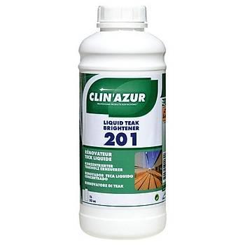 Clin Azur -201- Tik Parlatýcý
